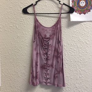 Soft AE tank top/ blouse.